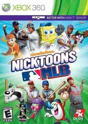 Descargar Nicktoons MLB [English][XDG2][COMPLEX] por Torrent